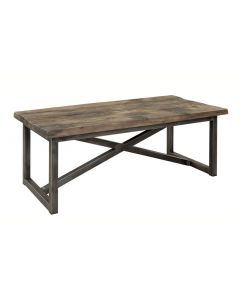 Artwood AXEL Coffeetable Reclaimed Boatwood