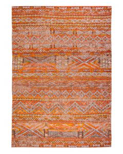 Louis De Poortere Antiquarian Kilim Riad Orange -matto.