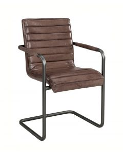 Artwood SABINA Armchair Leather Lampré.